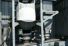 Dispositiu EVERBAG de buidatge de big-bag amb filtre de descompresió