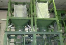 Estacions de buidatge amb cilindres d'extracció